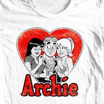 Archie Comics T-shirt 2 Girls retro comics Jughead Josie Pussycats cotton AC119 image 1