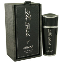 The Pride of Armaf by Armaf 3.4 oz EDP Spray for Men New in Box - $35.10