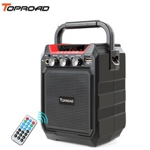 TOPROAD® Portable Bluetooth Speaker Wireless 3D Sound System Stereo Music - $62.31
