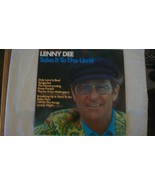 Lenny Dee Take It To The Limit LP MCA Records MCA-2200 - $22.28
