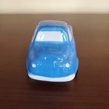 "Blue Truck Planter, Vehicle Plant Pot, Van Life, Boys Room, 5"" ceramic pickup image 2"
