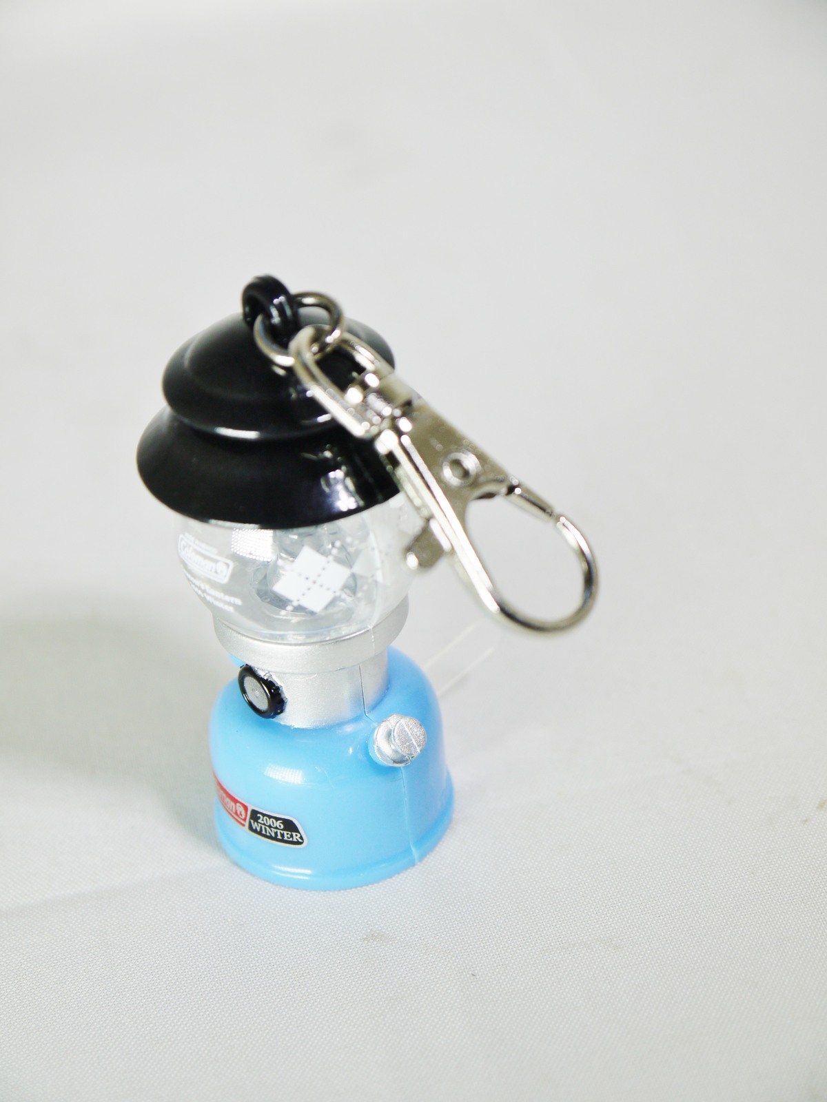 TAKARA TOMY ARTS Coleman LANTERN MUSEUM SEASON COLLECTION VOL 1 2006 LED BLUE
