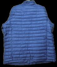 Foundry Men's Lightweight Puffer Jacket, Nav, Size 3XL image 5
