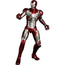 Nuevo Película Obra Maestra Iron Man 2 Mark 5V 1/6 Figura Hot Toys Japón - $471.15