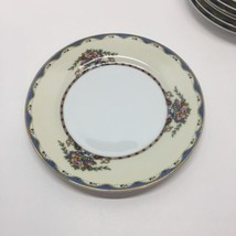 Noritake Mariana 1920'S Set Of 5 Bread & Butter Plates Pattern # 76972 Vintage - $7.92