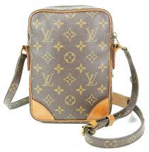 Authentic LOUIS VUITTON Amazone Monogram Cross body Shoulder Bag Purse #34636 image 4