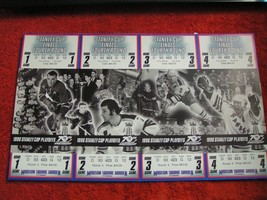 NHL NY Rangers 1996 Stanley Cup Playoffs Finals 4th Round Unused Ticket ... - $27.23