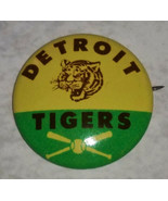 1966 Detroit Tigers Guy's Potato Chips Collector's Pin - $9.95