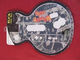 NEW- Gamer Graffix Factory Sealed Guitar Hero III Motley Crue for Wii-- - $1.89