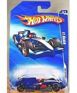 2010 Hot Wheels #149 HW Racing 1/10 F1 RACER Blue Variant w/Sm Black OH5... - $9.25