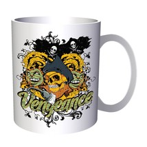 Vengeance Skull Pirates Capitain Huck 11oz Mug w908 - $10.83