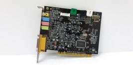 Creative Sound Blaster Live! SB0200 PCI Sound Card - Dell 0R533 - $11.53
