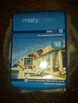 MistyMate Cool Patio 17 Nozzles 32 Ft Greenhouse Mister - $43.42