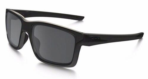 Nuevo Oakley Mainlink Gafas de Sol OO9264-02 Negro Pulido/Negro Iridio