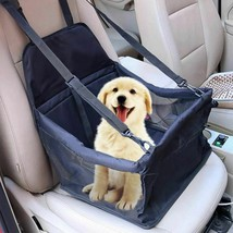 Travel Dog Car Seat Cover Folding Hammock Pet Carrier Bag Carrying For C... - $32.99