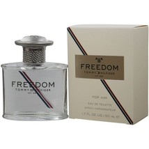 TOMMY HILFIGER FREEDOM EDT COLOGNE SPRAY 1.7 OZ MEN**HURRY/ALMOST GONE - $37.49