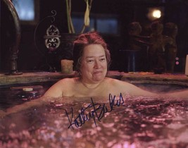 Kathy Bates In-Person AUTHENTIC Autographed Photo COA SHA #80283 - $55.00