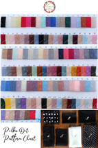 Tulle TUTU Color chart Color Swatches Women Tulle Skirt Wedding Tulle Outfits image 2