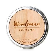 Woodsman Beard Balm | For a More Attractive, Healthy Beard | Men's Beard Balm, W