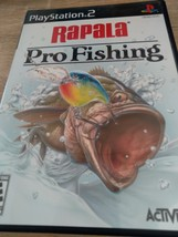 Sony PS2 Rapala: Pro Fishing~COMPLETE image 1