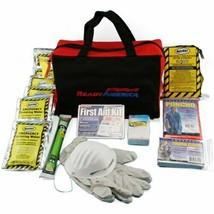 Ready America 70080 Emergency Kit, 1-Person 3-Day Bag  - $37.33
