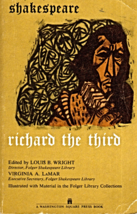 Richard The Third By William Shakespeare - $3.50