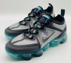 NEW Nike Air Vapormax 2019 GS Grey Aurora AJ2616-012 GS Size 6Y Women's ... - $178.19