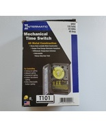 Intermatic T101 40A 120V SPST mechanical timer - $35.00