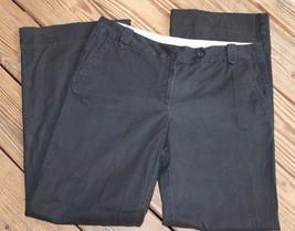Ann Taylor LOFT Pants Women's Size 10 Black Marisa Fit Dress Slacks Trou... - $12.34