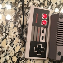 Rare Nintendo Classic  Edition with original controller  - $110.00