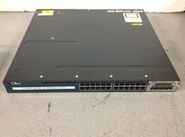 Cisco Systems C3KN-NM-1G WS-C3560-24P-E No AC Adapter Included - $400.00