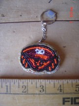 Beaded Key Chain - CRAB - Sea Crabs - Lot of THREE (3) - $14.84
