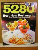 5280 Magazine December 2006 Best New Restaurants - $8.99
