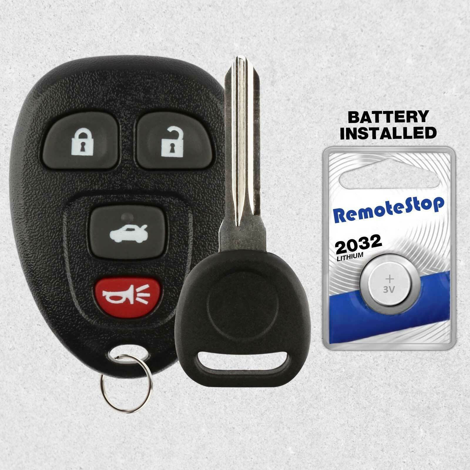 Primary image for For 2006 2007 2008 2009 Pontiac Solstice - Keyless Entry Remote Car Fob + Key