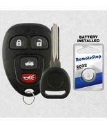 For 2006 2007 2008 2009 Pontiac Solstice - Keyless Entry Remote Car Fob + Key - $11.28