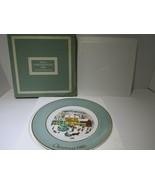 1980 Avon Christmas Plate Series Eighth Edition Country Christmas | w Bo... - $16.83