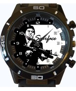 Scarface Al Pacino Legend New Gt Series Sports Unisex Gift Watch - £27.00 GBP