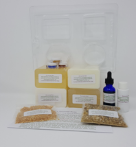 Supreme Soap Making Kit 100% All Natural Soapmaking Glycerin Easy Do It Yourself - $44.95