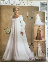 McCall's 2645 Misses' Bridal Gowns by Alicyn Ex... - $13.99