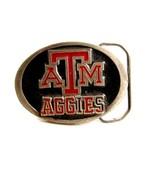 1992 Atm Aggies Boucle Ceinture By Great Américain Boucle Co - $47.50