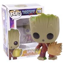 FUNKO POP! Groot Guardians of the Galaxy 2 - 208 model - $22.90