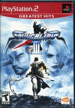 Soul Calibur III 3 (Sony PlayStation 2, 2005) Greatest Hits - Complete - $6.92