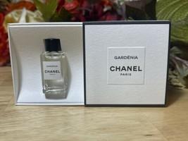 Chanel Gardenia Eau de Parfum 4 ml Miniature Perfume Brand New in Box - $29.70