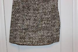 Michael Kors Sleeveless Blouse Small Print Zipper Cross Over - $22.99