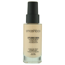 Smashbox Studio Skin 24 Hour Wear Hydrating Foundation 1 fl oz / 30 ml 0... - $30.91