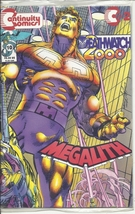 (CB-3) 1993 Continuity Comic Book: Megalith - Deathwatch 2000 #2 - seale... - $3.00