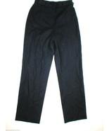 New NWT Womens Ralph Lauren Wool Navy Blue Pants Dark 2 Petite 2P Office... - $60.00