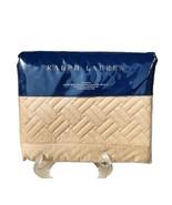 Ralph Lauren Greenwich Polished Bronze King Sham 624 TC Cotton Bowery - $50.25