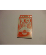 52 Jumbo Playing Cards Plus 2 Jokers 5.5 X 3.5 Inches - $11.87