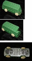 Double Decker Bus Vintage Toy Car  Made In USA - $26.99